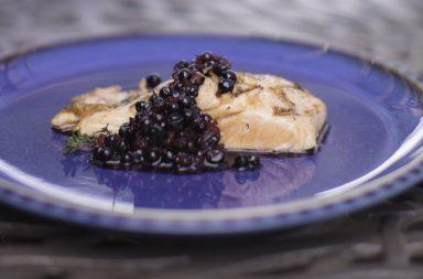 Huckleberry recipes. Photo by Rob Kerr