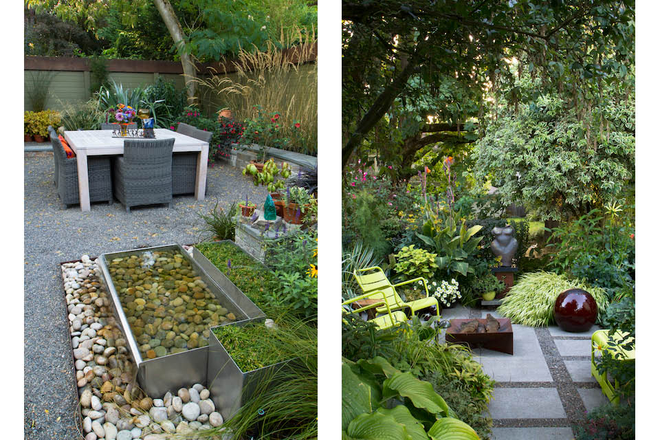 portland, backyard, garden, design