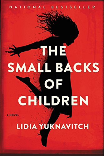 oregon author, lidia yuknavitch, small backs of children