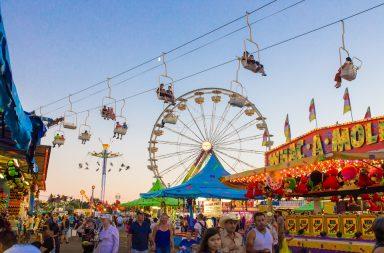 trey kenyon, oregon state fair