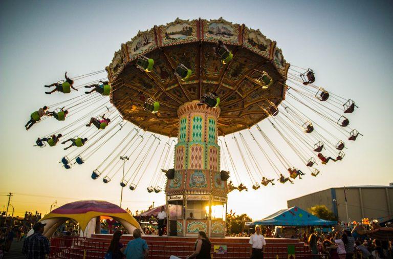 oregon state fair, events