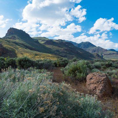 """Wilderness. The word itself is music.""  —Location: Steens Mountain Wilderness"