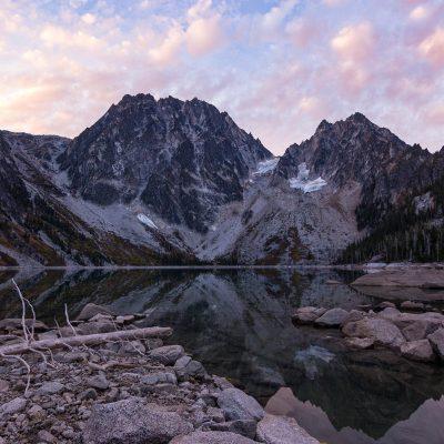Serendipity  —Location: Colchuck Lake