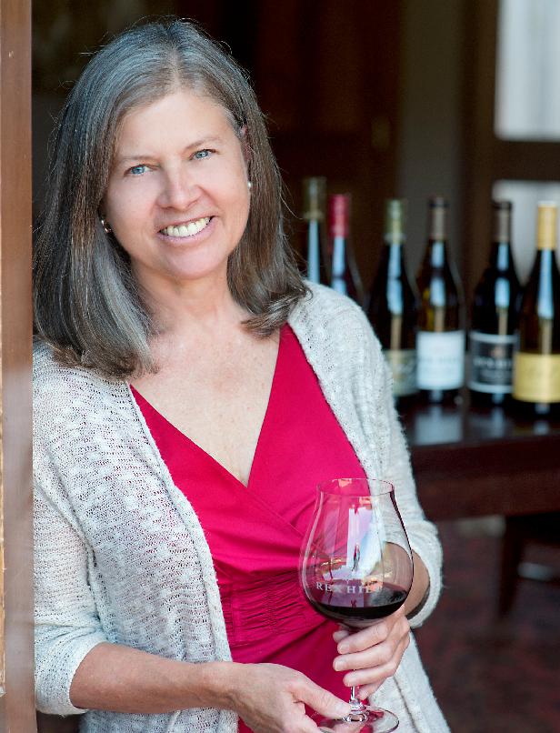 Deb Hatcher, founder of A to Z Wineworks