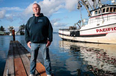 john corbin, crabbing, astoria
