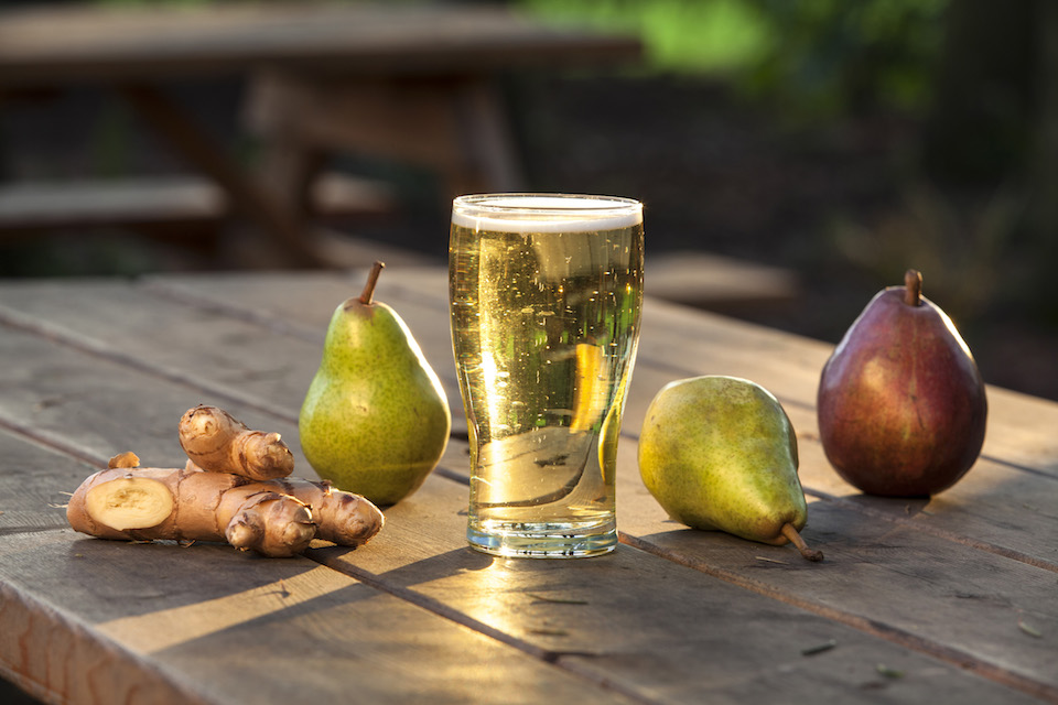 mcmenamins ginger perry cider