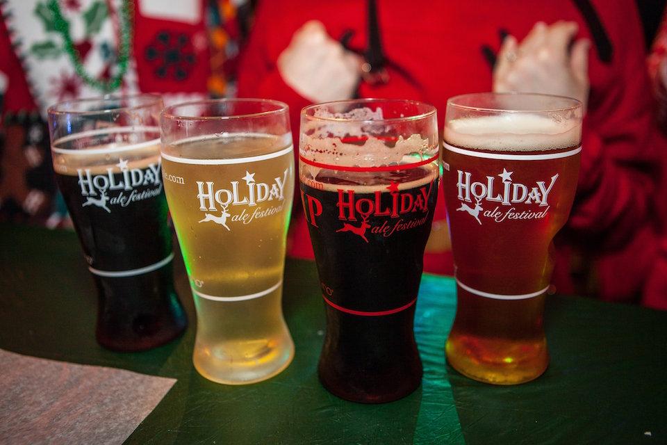 holiday ale festival, portland
