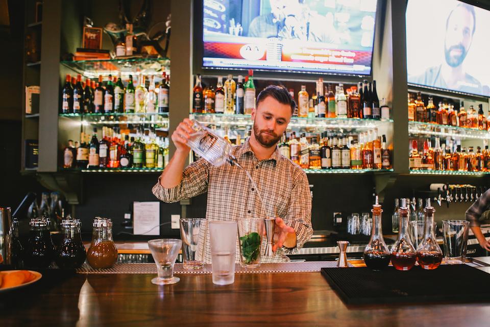 pearl tavern, portland