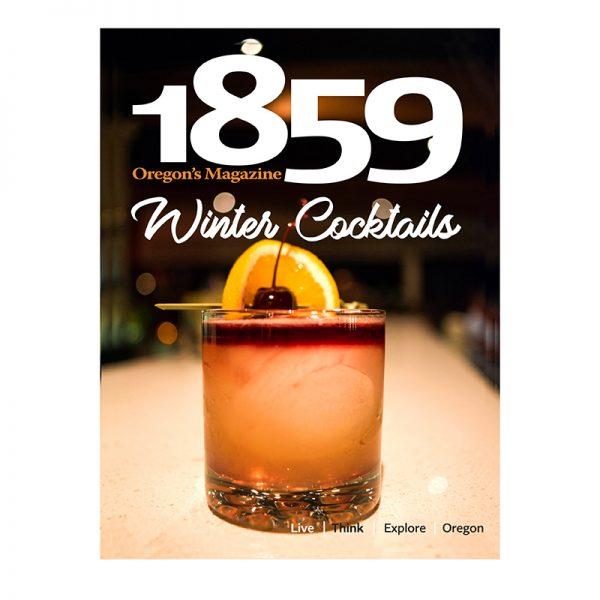 1859 Winter Cocktails