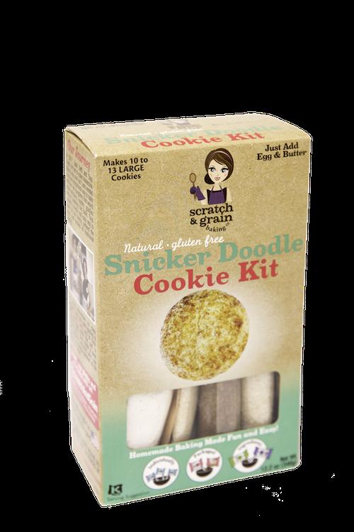 scratch & grain baking kit