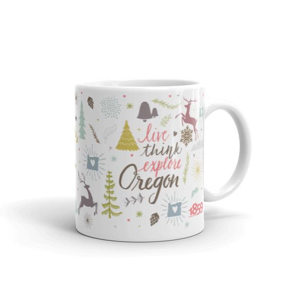 1859 Winter Mug