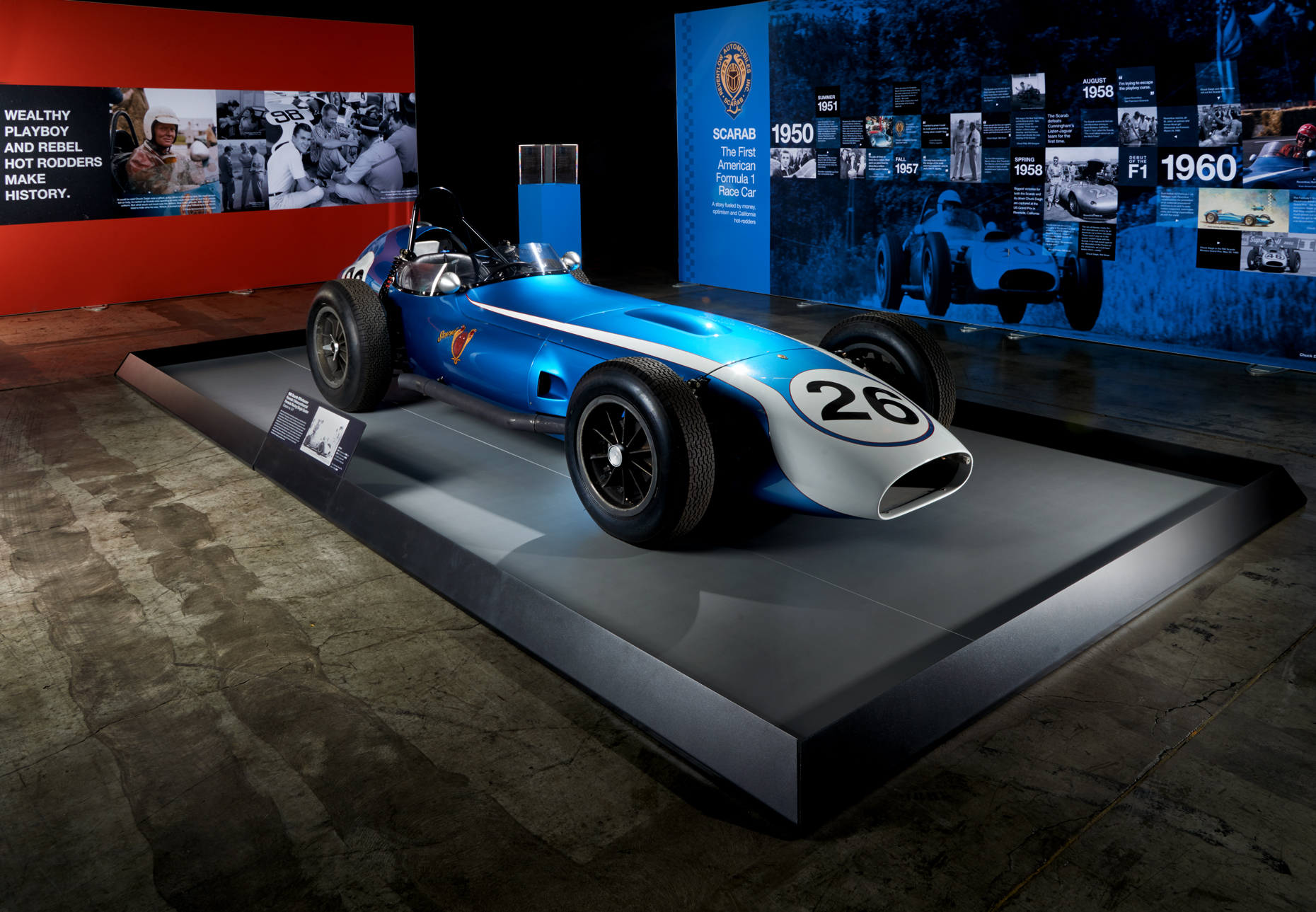 World of Speed to Launch New Exhibit Featuring the First American ...