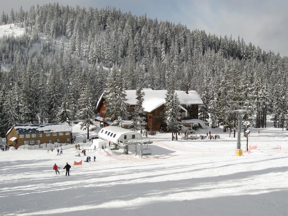 Willamette Pass Resort