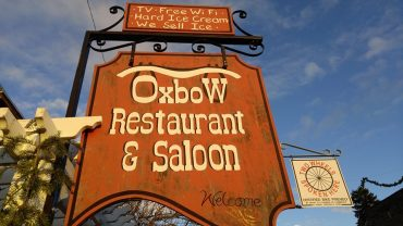 oxbow restaurant & saloon
