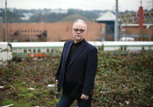 Oregon Musician Curtis Salgado