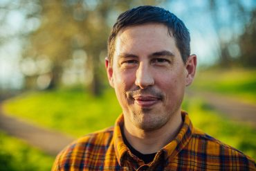 Oregon Author Eliot Treichel