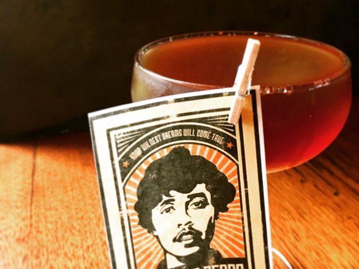 Vote for Pedro Cocktail