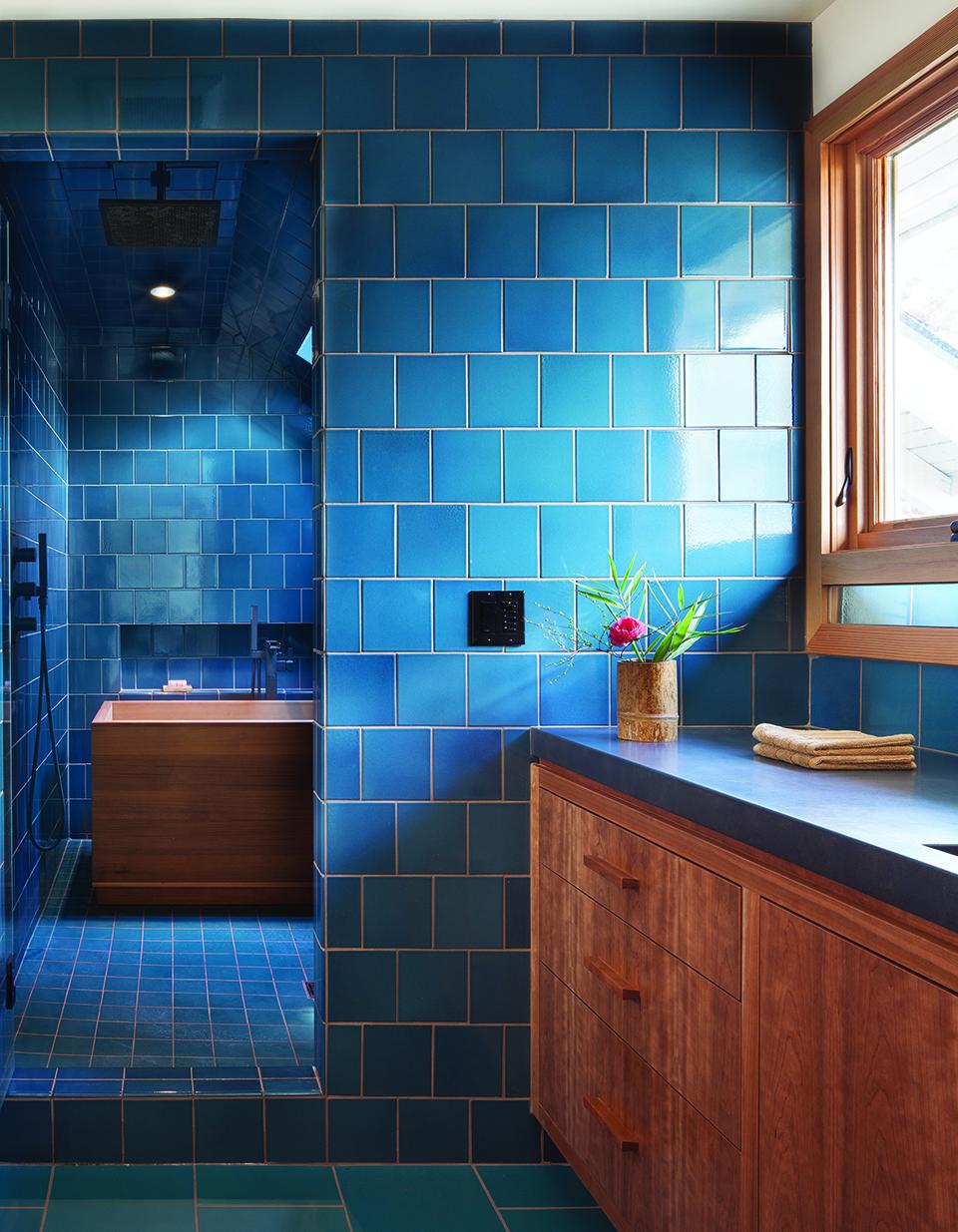 Howells Architecture + Design transforms a North Portland Bathroom ...