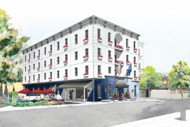 The Atticus Hotel is raising the bar in McMinnville.