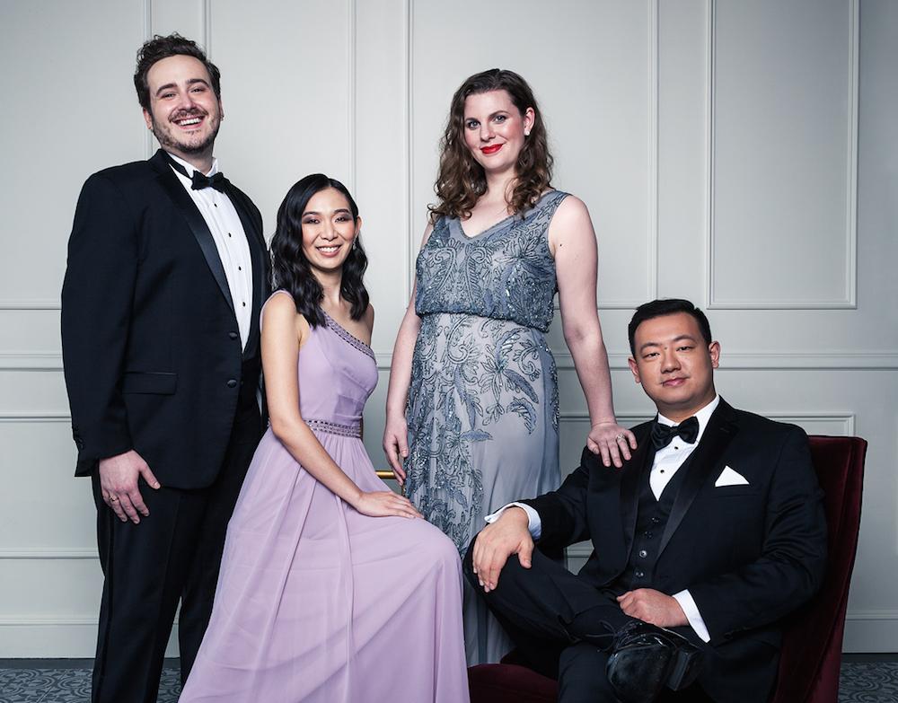 Portland Opera's Resident Artist Recital: Thomas Cilluffo