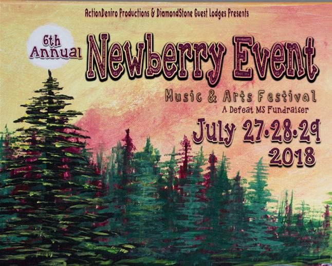 Central Oregon's 6th NEWBERRY EVENT Music Festival - Defeat MS Fundraiser headlines Lettuce!