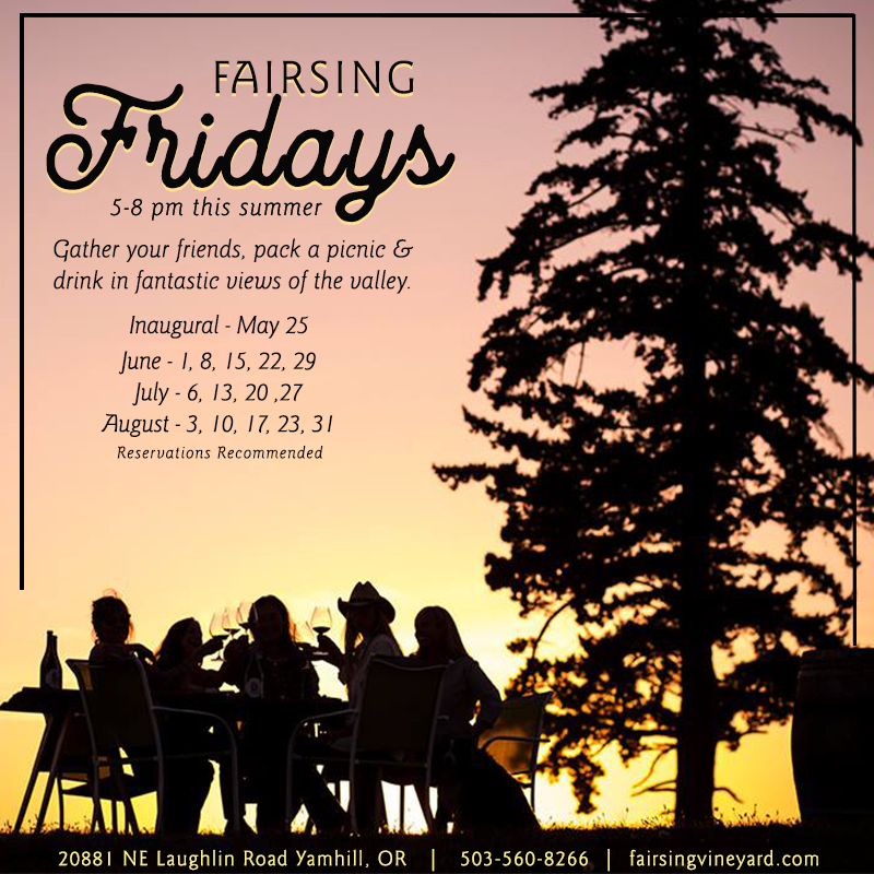 Fairsing Fridays