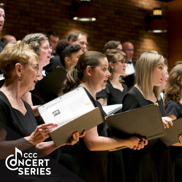Choral Arts Ensemble of Portland Featuring Newberg High School Vocal Point & Intertwine: McMinnville Women's Ensemble