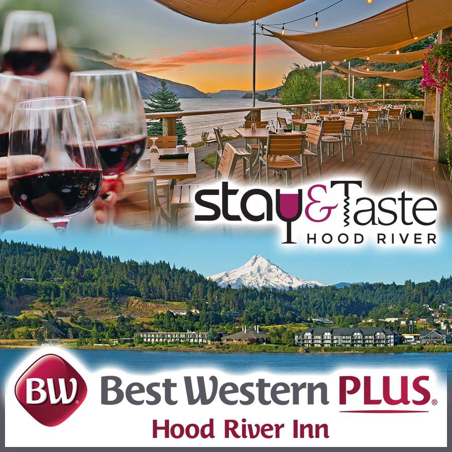 Best Western Plus Hood River Inn Welcome fall in one of Oregon's most scenic destinations – the Columbia River Gorge – with changing colorful foliage, festive fruit stands plus bountiful wineries, breweries and cideries.